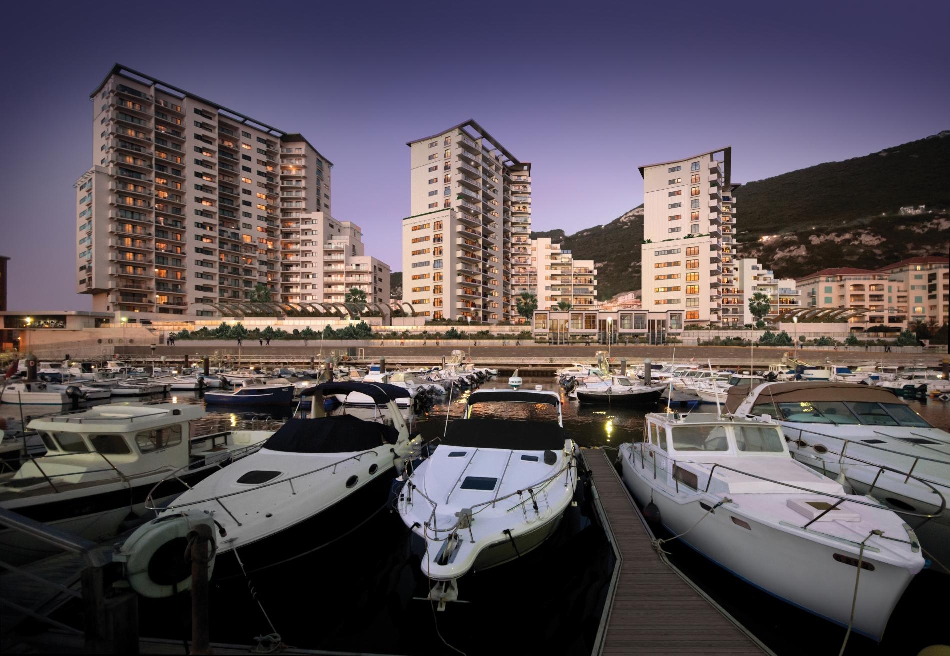 Kings Wharf - Gibraltar